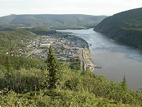 Dawson City & the Yukon River